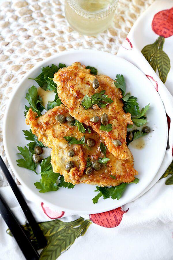 Chicken Piccata, Chicken