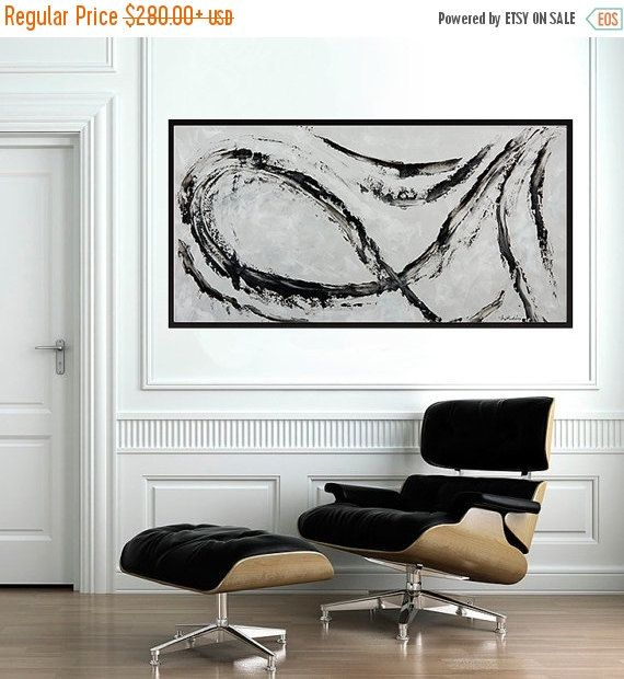 paintings for office walls. Wonderful Walls Hand Paint Large Wall Art 60 Acrylic Impasto By QiQiModernArt On Paintings For Office Walls