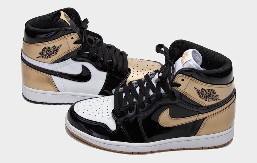 Air Jordan 1 High Gold Top 3 Releasing Again In February 2018