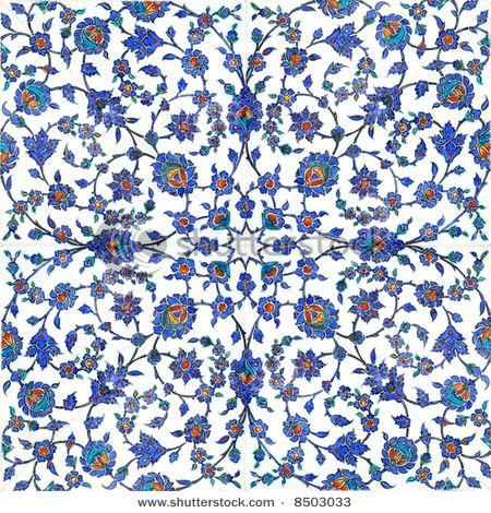 Turkish ceramic ii pinterest mosaik muster mosaik - Mosaik fliesen turkis ...
