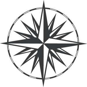 Li Compass image - vector clip art online, royalty free & public ...