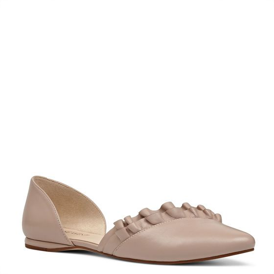 Short d'Orsay Flats   Shoes, Work shoes