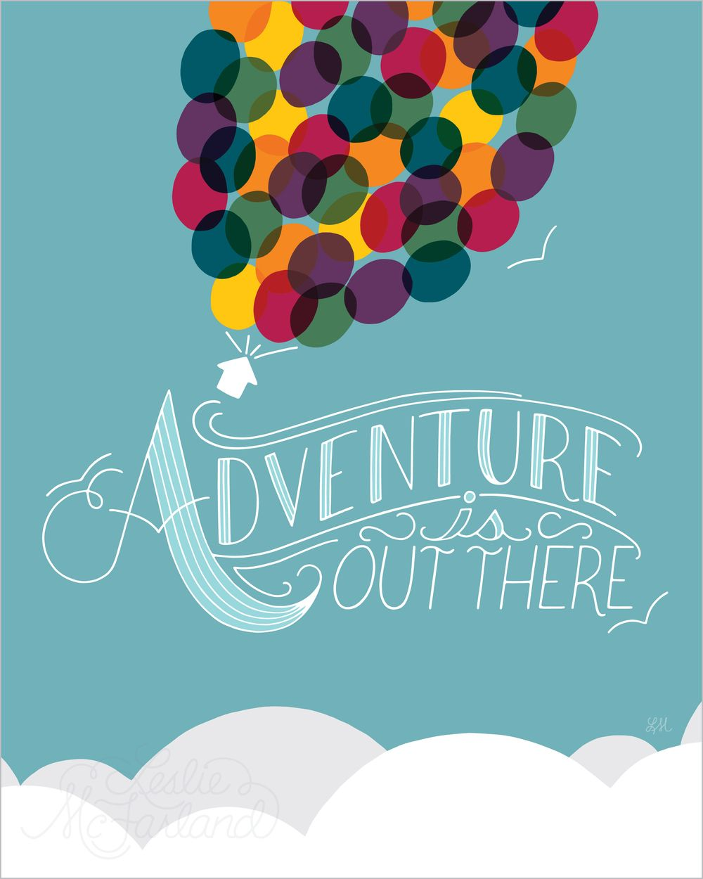 adventure is out there leslie mcfarland disney up