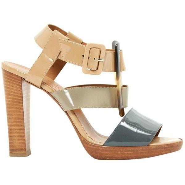 Pre-owned - Patent leather sandal Hermès 0lPtaM