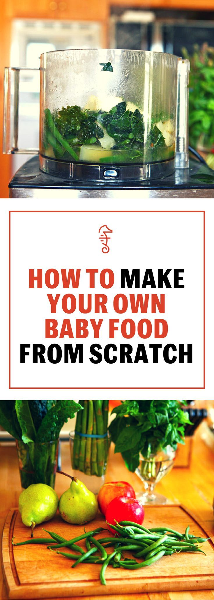 How To Make Your Own Baby Food Like A Master Chef Junior ...