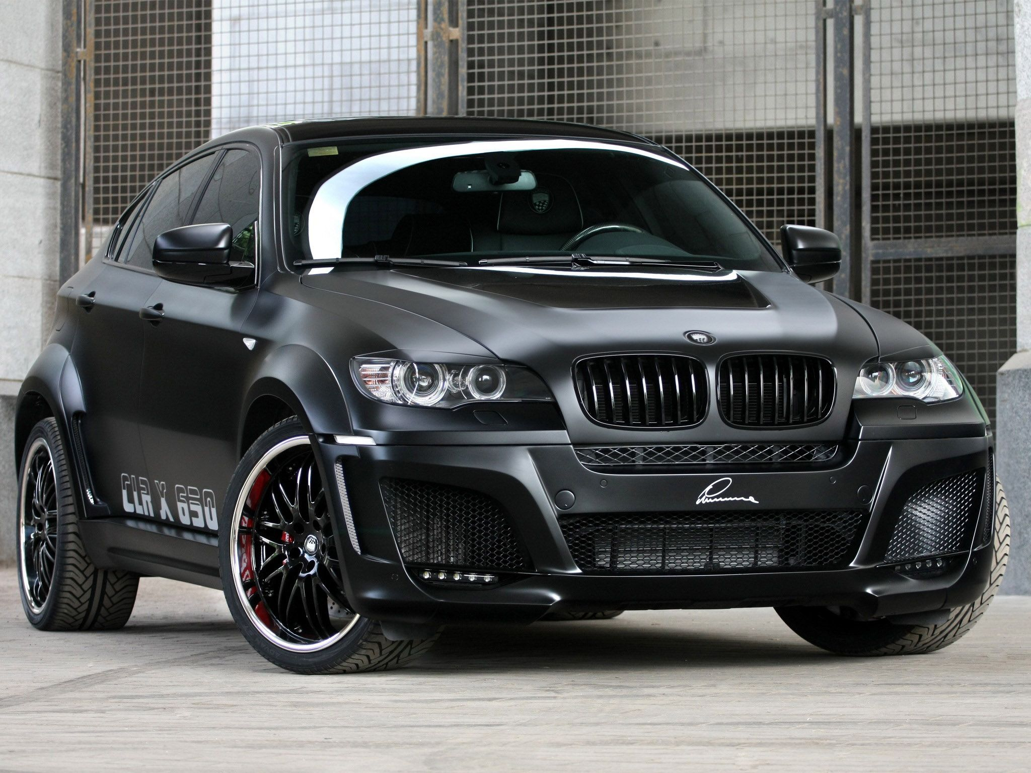 Bmw X6 Many Criticized This Car But I Still Like It