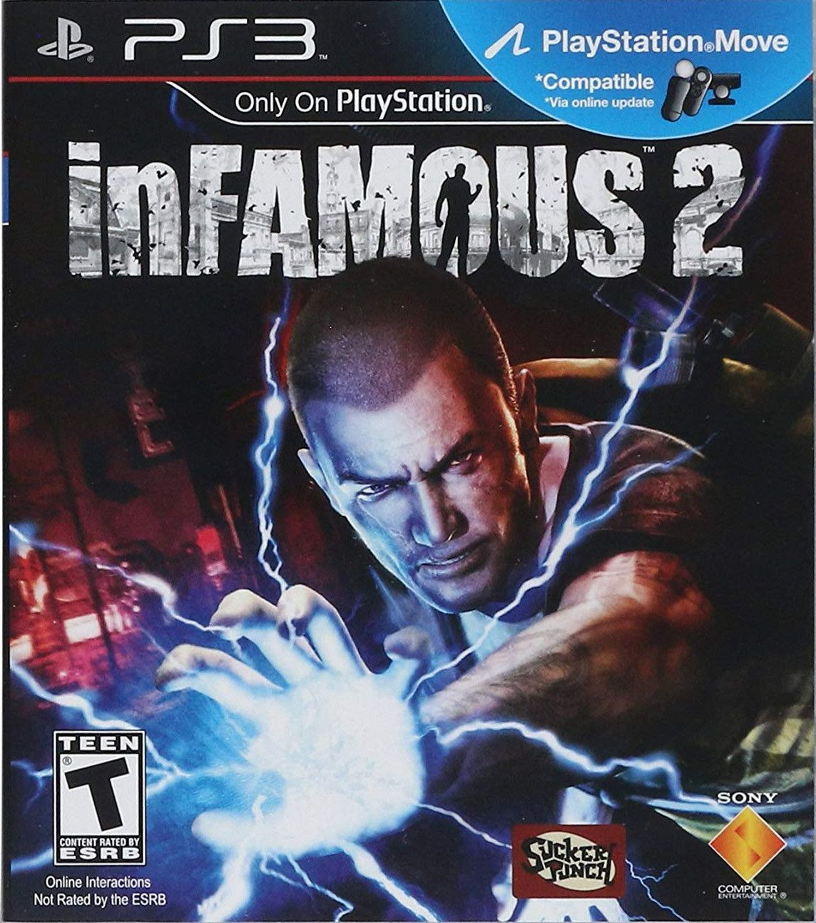 Infamous 2 | Video Game Collection | Video game collection