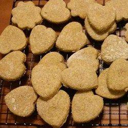 Flea Terminator Dog Treats Recipe Dog Treat Recipes Dog Food