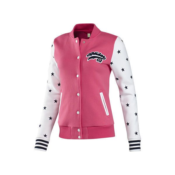 NEO BASEBALL JACKET ❤ liked on Polyvore featuring outerwear, jackets and purple jacket