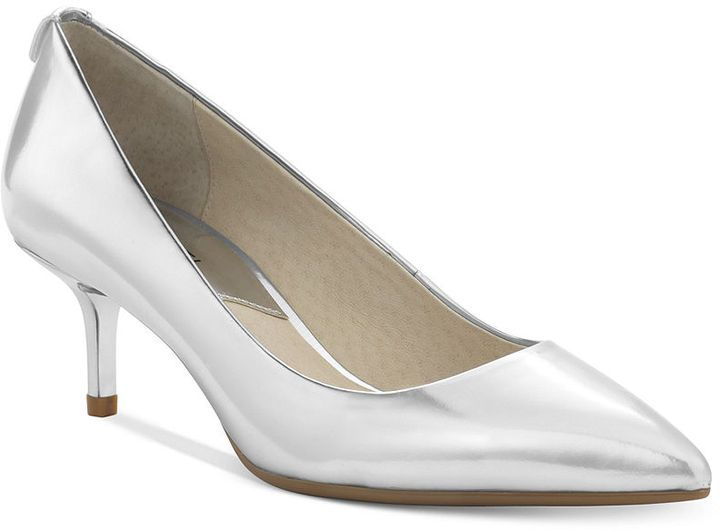MICHAEL Michael Kors MK Flex Kitten Pumps On Shopstyle.com