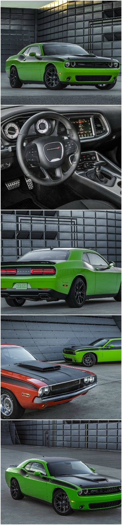 This Challenger makes no practical sense. It weighs 4,250 pounds and ...