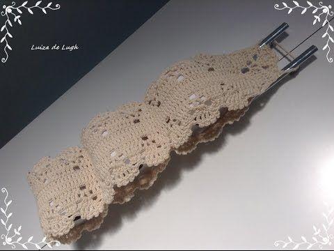 Croche Porta Papel Higienico do Jogo Banheiro - YouTube
