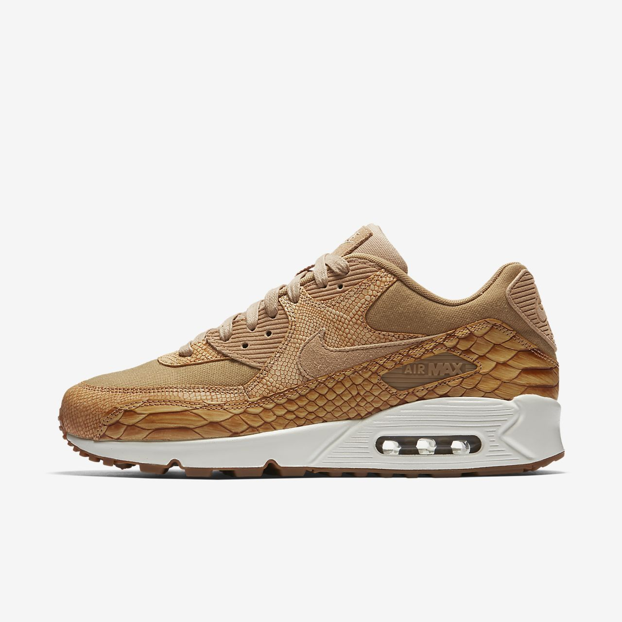 97aa8303879c0e  150 Nike Air Max 90 Premium Men s Shoe SOLD by NIKE.com The Nike ...