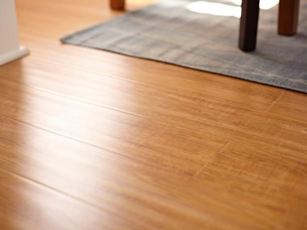 How To Keep Laminate Floors Clean And Shiny Diy Network Household