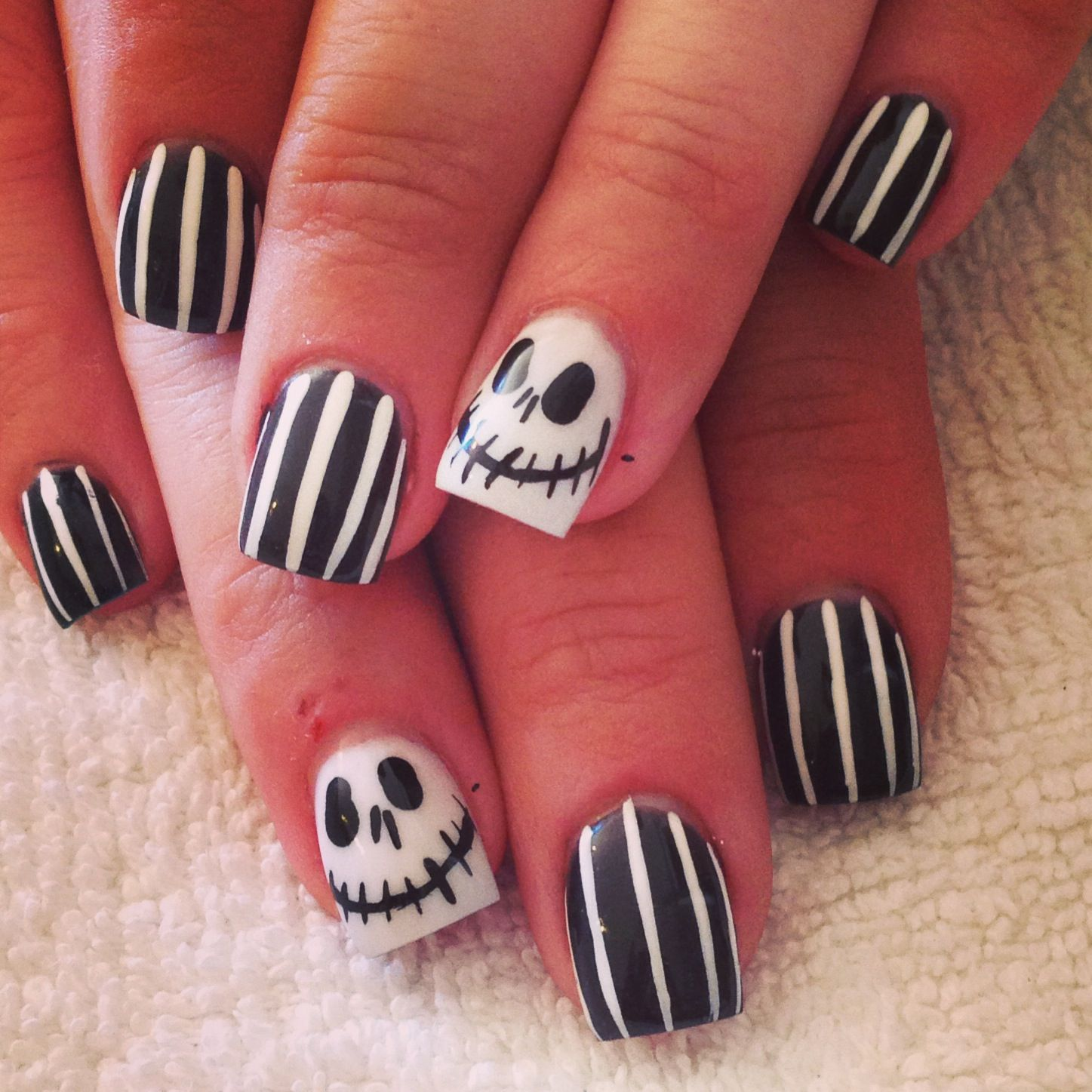 Acrylic nails for Halloween Body & Sole Estevan, Sk   Just something ...