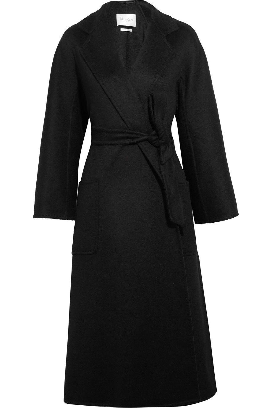 Max Mara Labro oversized cashmere coat NETAPORTER
