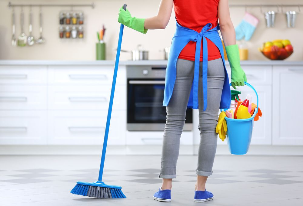 Make Your Home Ready For The Upcoming Festivals Start With Cleaning And Call Apartment