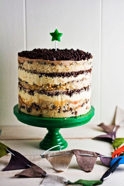 Momofuku Milk Bar Chocolate Chip Cake
