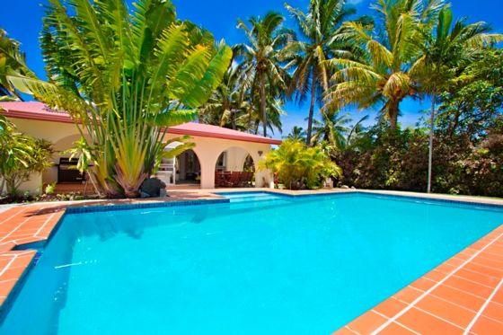 Aroa 3 bedroom Pool Villa in Aroa Beach, Rarotonga   Bookabach