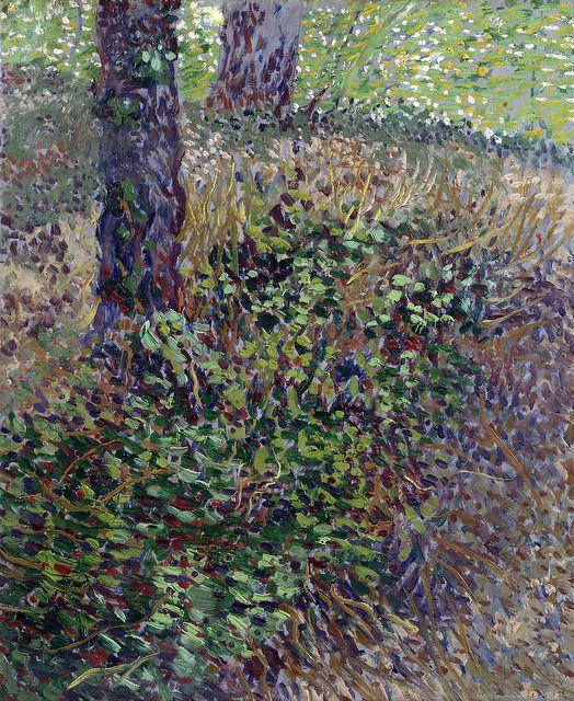 alongtimealone:  (via 1887 Van Gogh Underwood(Van Gogh Museum Amsterdam)ultra HD | Flickr - Photo Sharing!)