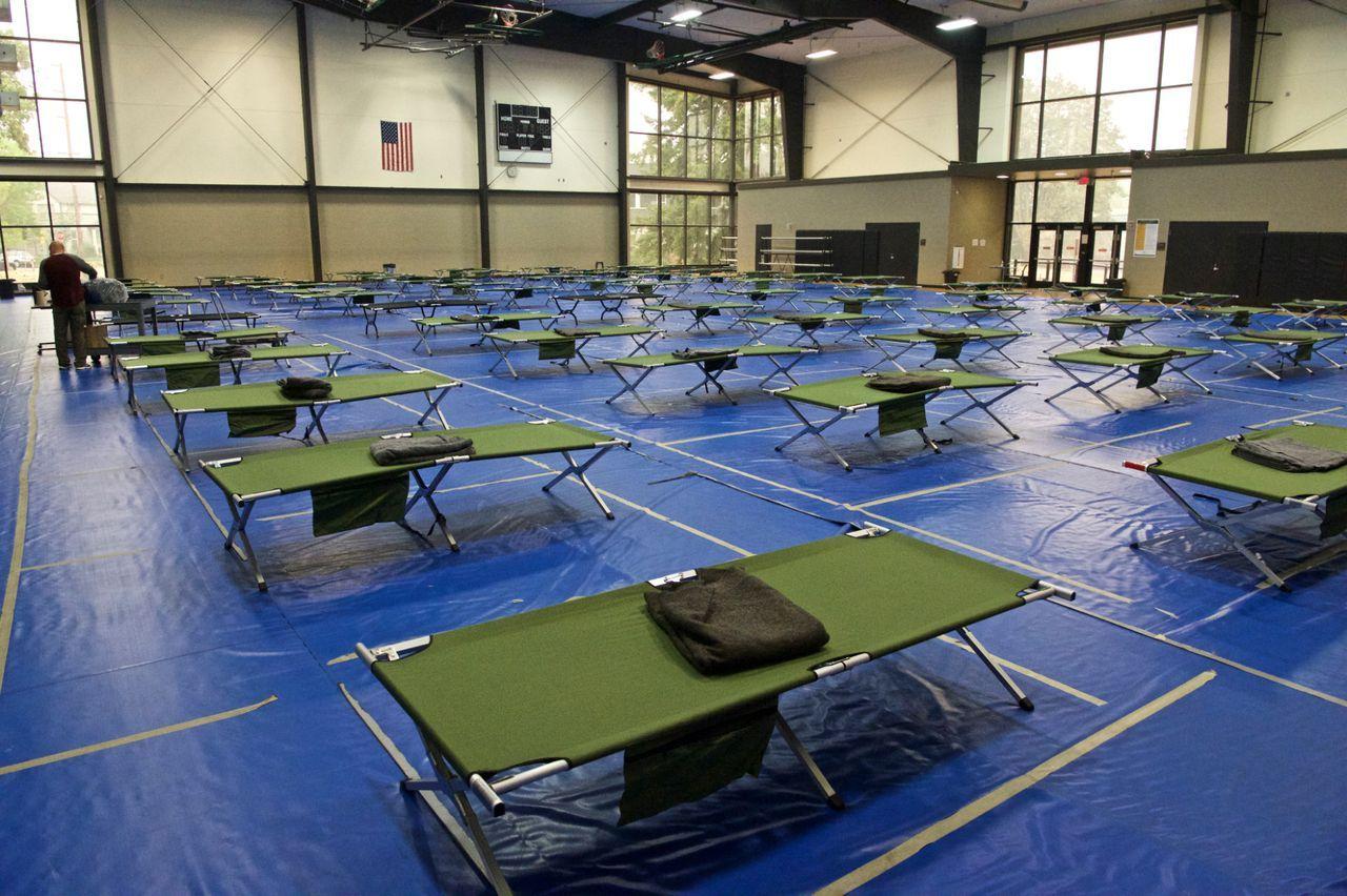 Portland S Charles Jordan Community Center To Serve As Homeless Shelter Through March Homeless Shelter Shelter Homeless
