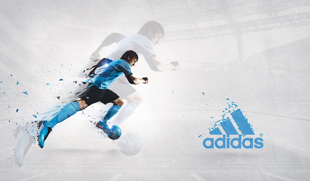 Lionel Messi Adidas Advertisement