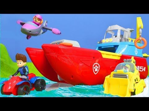 Youtube Products Pinterest Paw Patrol
