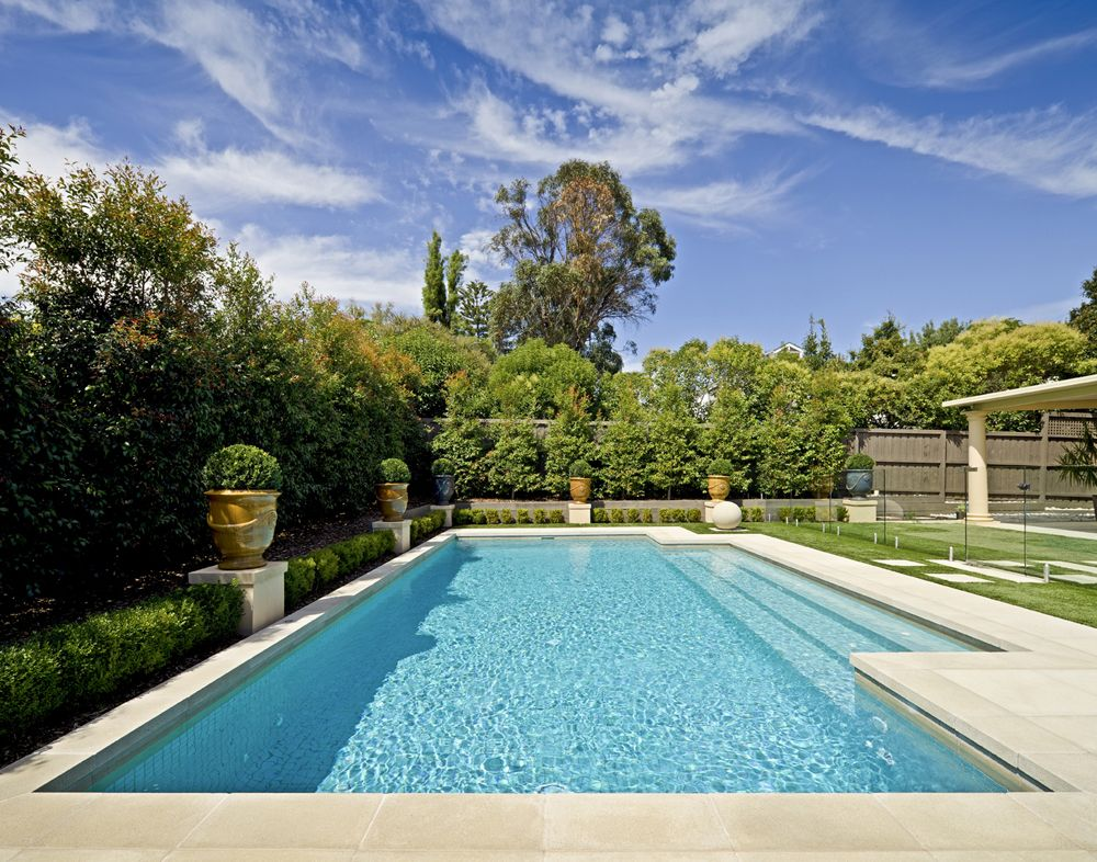 View photos of our recent concrete pools projects in melbourne neptune pools building custom for Swimming pool covers melbourne