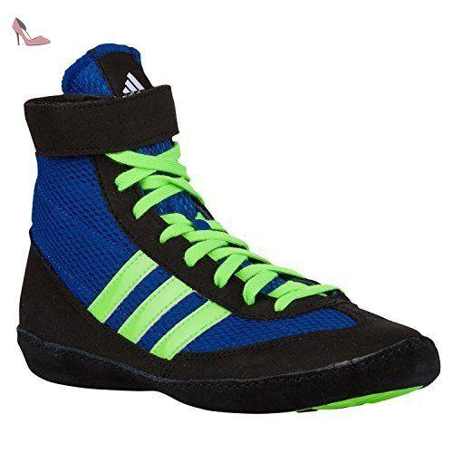 info for d8000 df95a adidas , Chaussures de catch pour homme - Noir - Nero Blu, 45 1