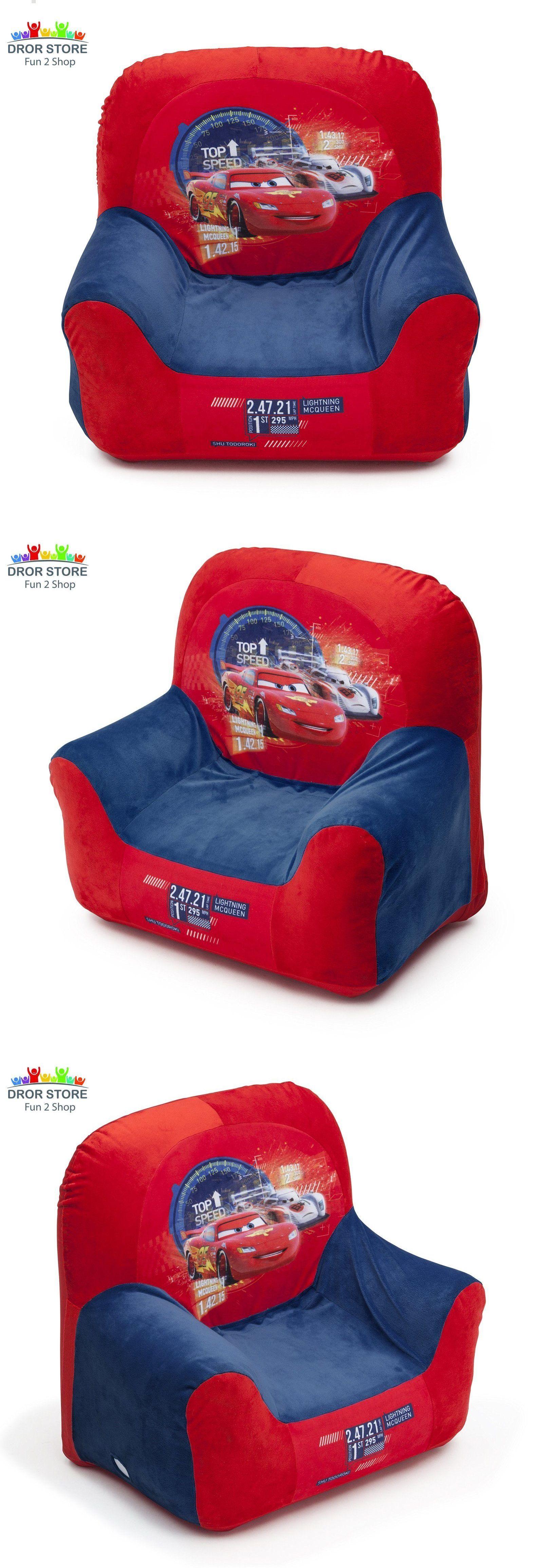 Kids Furniture Disney Car Club Chair For Kids Toddler Furniture