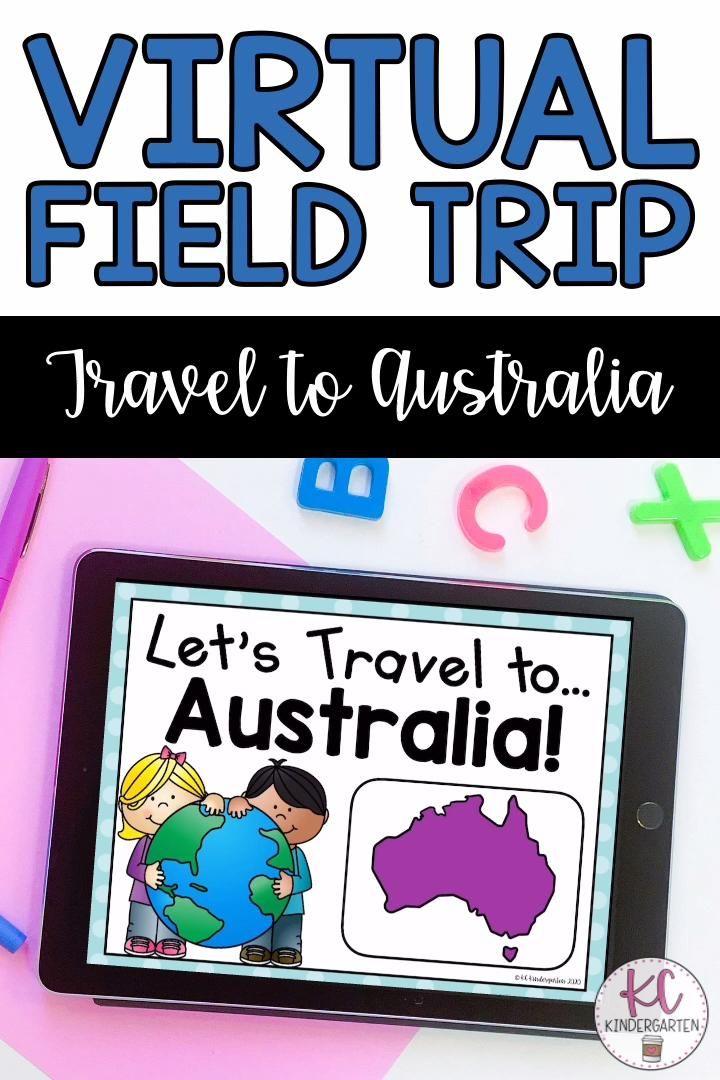 Photo of Australia Virtual Field Trip