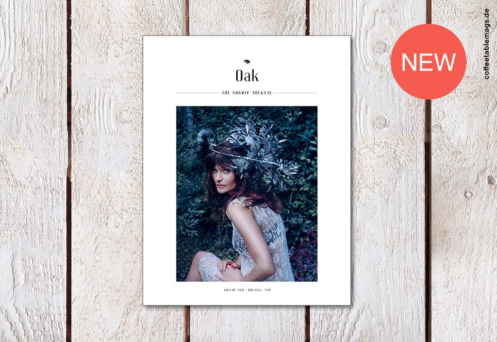 Oak - The Nordic Journal – Issue 2 – Cover