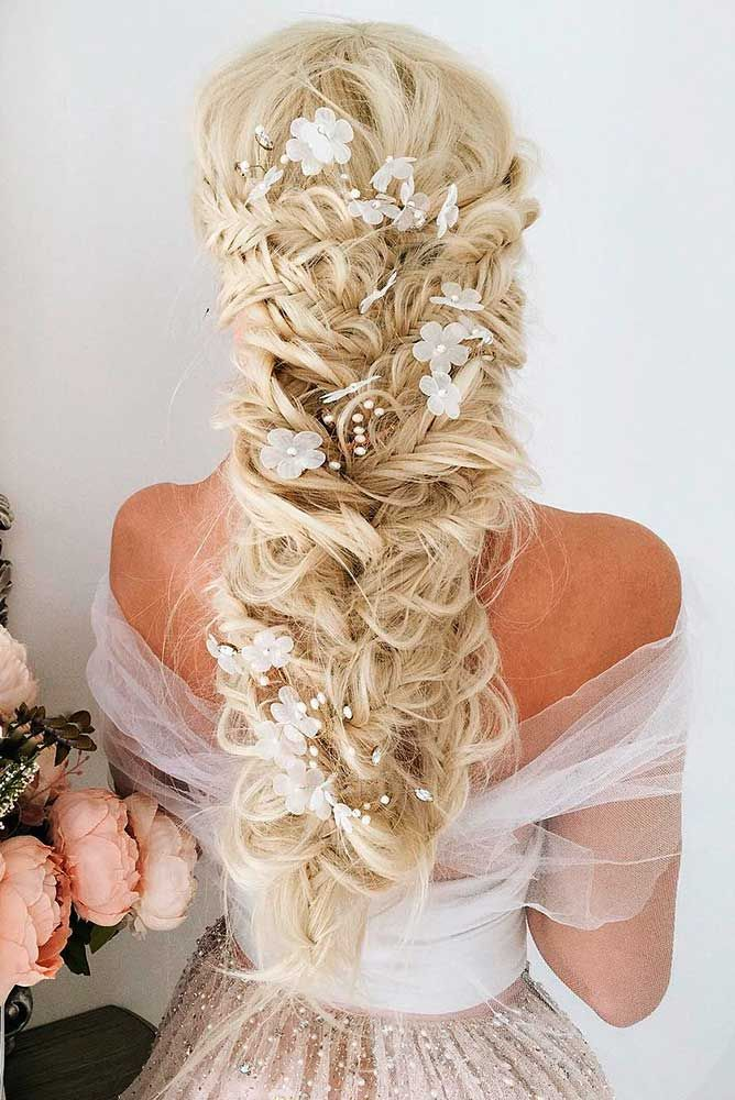 Best Wedding Hairstyle Trends 2017   Weddings, Wedding and Hair style