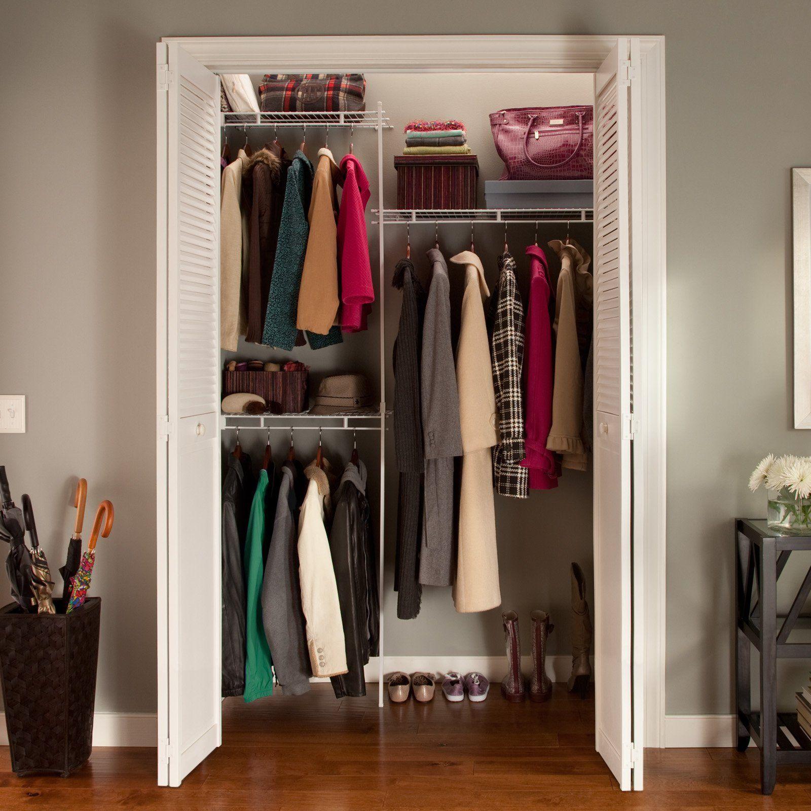 ClosetMaid Up To 5 Ft. Closet Organizer