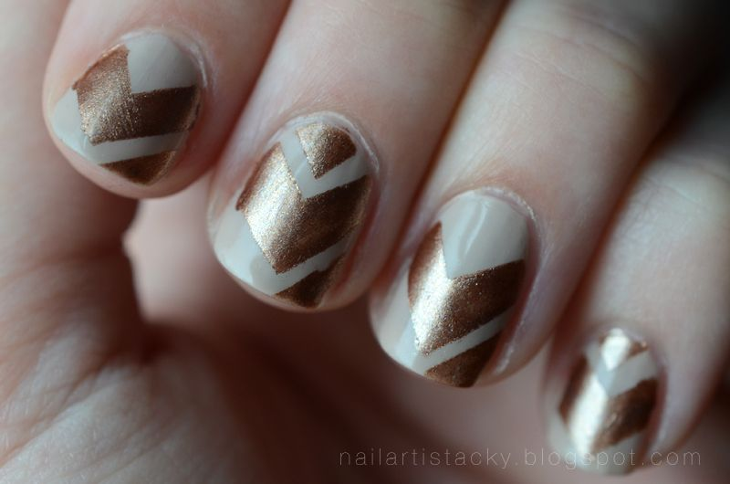 Essie- Sand Tropez, Butter London- The Old Bill | Nails | Pinterest