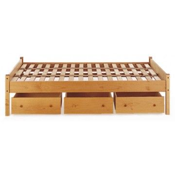 Sustainable Maple Wood Under Bed Storage Drawer These beautiful