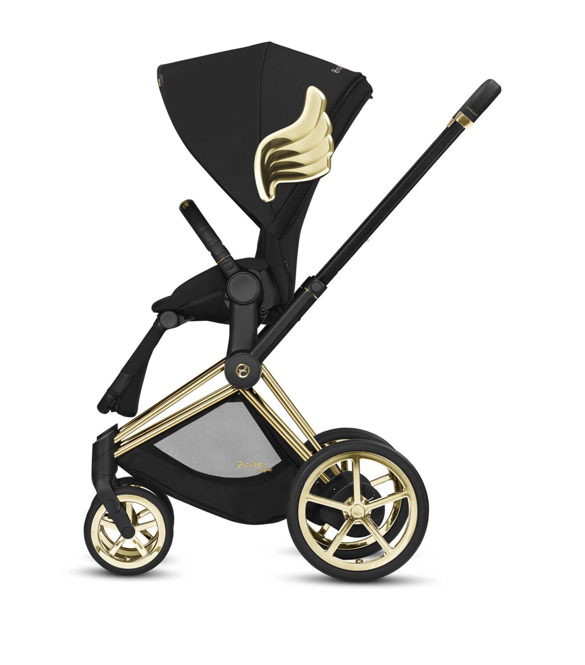 Cybex Jeremy Scott ePriam with Seat Pack (Electronic
