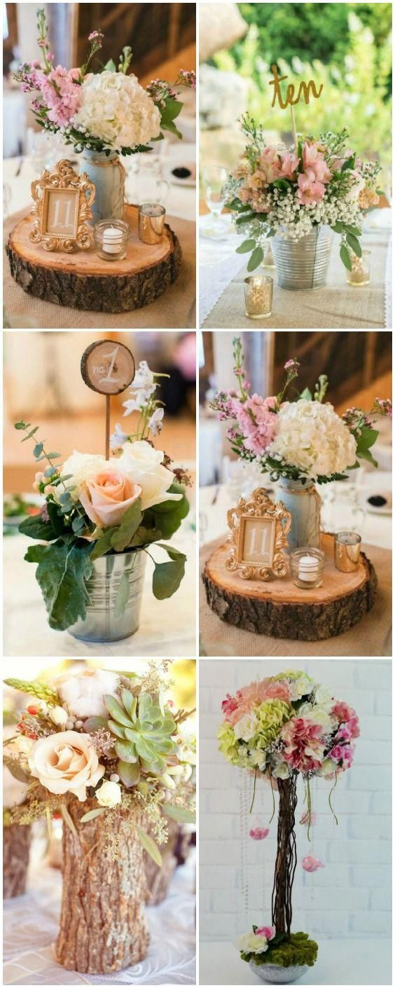 Rustic Wedding Decorations That Are Amazing