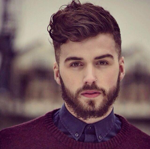 Pin de Nicu en cortes Pinterest Cara bonita, Rostros y Bonitas - Peinados Modernos Para Hombres