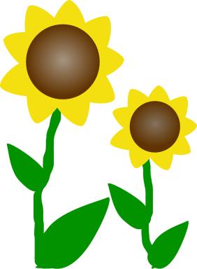 sunflower clip art sunflowers pinterest sunflowers clip art rh pinterest co uk sunflower clip art free sunflower clip art free