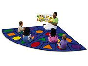 Ideal For Making The Most Of Your Classroom Space, Lakeshoreu0027s Unique A  Place For Everyone Grouptime Classroom Carpets Are Perfect For Use In Any  Corner!
