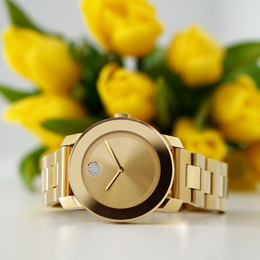 Time to have a wonderful day! #Movado by movado