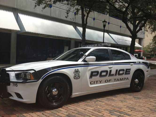 Tampa Police Department - Dodge Charger