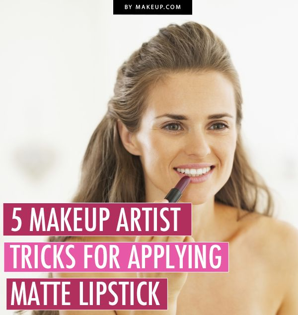 6 Tips to Flawlessly Apply Matte Lipstick Like a Pro | Lip ... - photo #25