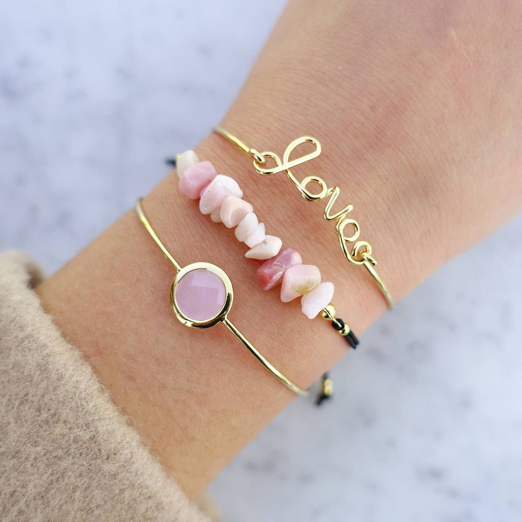 Love Gold Jonc Bracelet - Majolie - 1 | Jewelry <3 :)@ | Pinterest ...