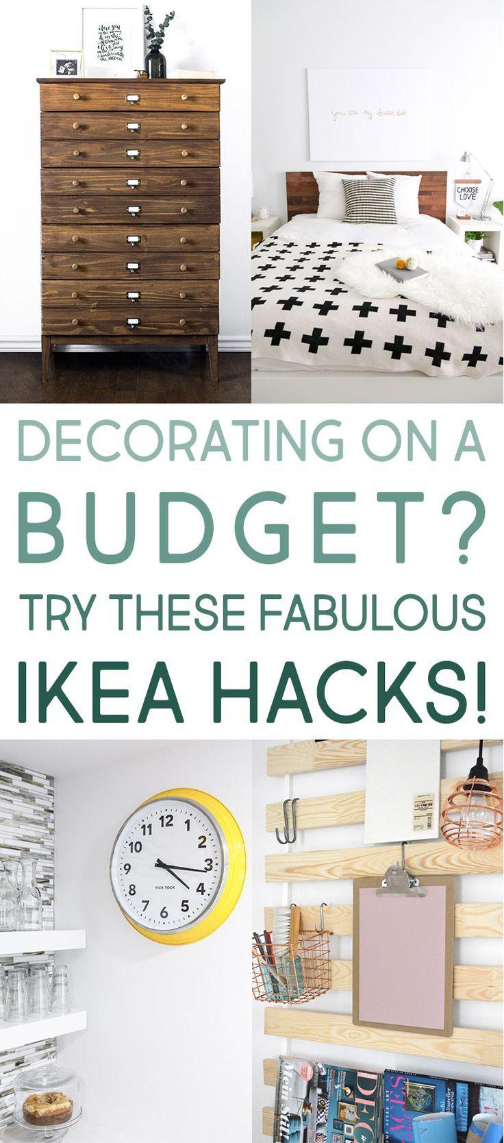 Wohnkultur design bilder dekorieren mit einem budget probieren sie diese fabelhaften ikea