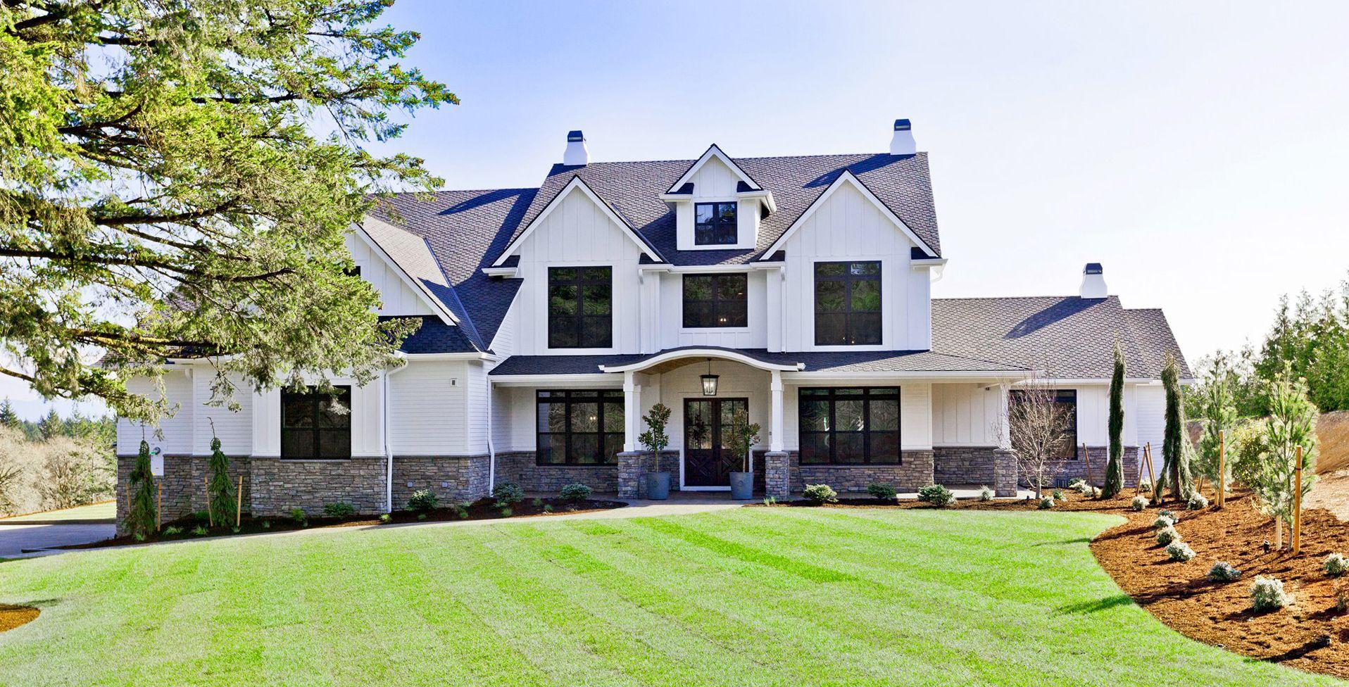 West Coast Eastgate House Plan in 2020 | Modern farmhouse ...