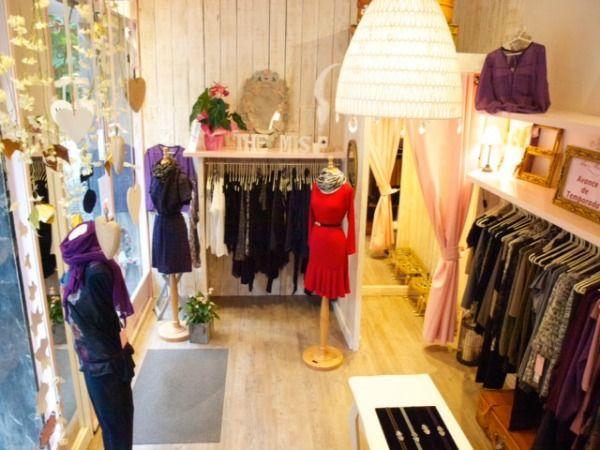 0486995017e5 como decorar un local pequeño de ropa femenina - Buscar con Google ...