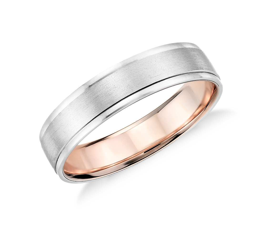 mccaul band wedding men goldsmiths rings dome fort ring classic fit mens of unique brushed tungsten for platinum