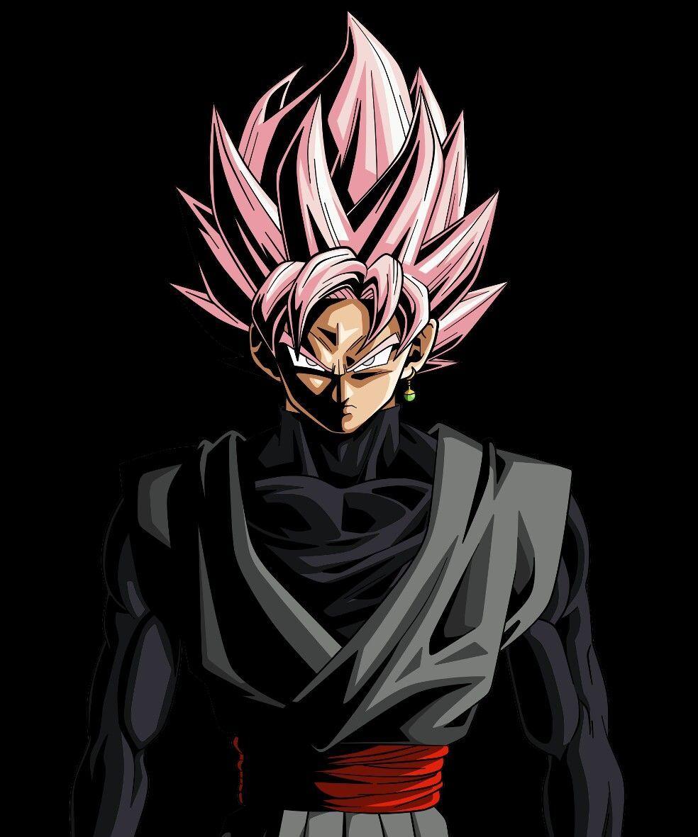 Black Goku Wallpaper Hd Group 63 Dragon Ball Goku Wallpaper Goku Black Rose Wallpaper